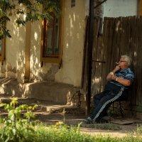 Оренбургская сиеста :: Артемий Кошелев