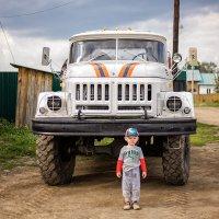 Первый парень на деревне :: Elena Yakolenko