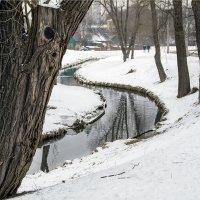 Городской S-образный пейзаж :: Vladimir