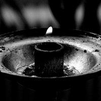 Святой огонь от перста его Святейшества Папы Римского.... :: M Marikfoto
