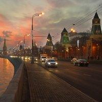 вечернее :: Александр Шурпаков
