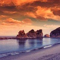 На океане :: Slava Hamamoto