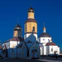 Храм монастыря :: Игорь Вишняков