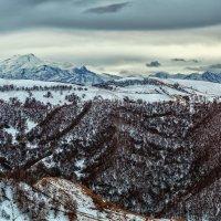 непогода на Эльбрусе :: Вячеслав Филиппов