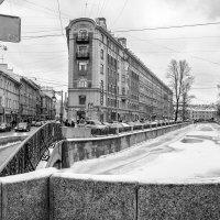 Наб. канала Грибоедова :: Евгений Никифоров