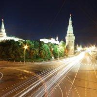 Ночная Москва :: Оксана Пучкова