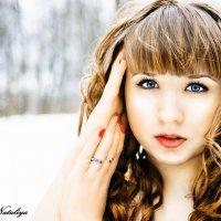 зимняя вишня :: Наталья Мосякина