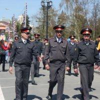 Полиция в день 9 Мая :: Savayr
