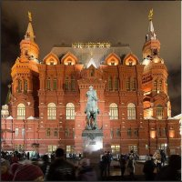 Памятник Жукову :: Andrew Liovkin