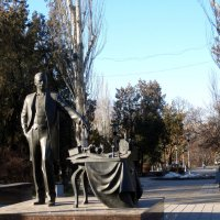 Памятник городскому голове Байкову А.В. :: Тамара (st.tamara)