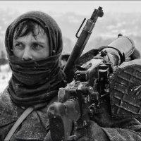 мужик собрался на охоту :: Сергей Демянюк