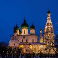 Церковь Ильи Пророка :: Kasatkin Vladislav