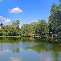 У озера :: Эркин Ташматов