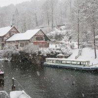 Снегопад :: Witalij Loewin