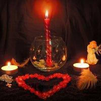 Пока горит свеча :: Павлова Татьяна Павлова