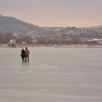 на льду :: Владимир Богун