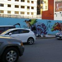 Стрит-арт в Касабланке 1 :: Светлана marokkanka