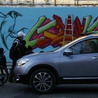 Стрит-Арт в Касабланке 3 :: Светлана marokkanka