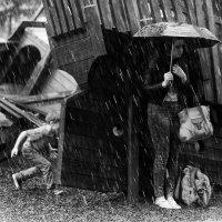 ливень :: Сергей Пикурс