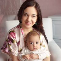 мать и дитя :: Татьяна Левкина (Кулакова)
