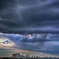 Дождик :: Анатолий Симонов