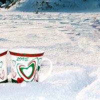 любовь зимой :: Наталия Алексеевна