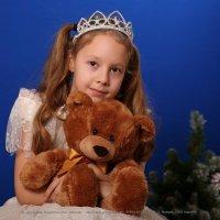 Маленькая принцесса... :: Детский и семейный фотограф Владимир Кот