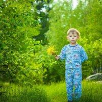 Цветы для мамы :: Светлана Владимировна