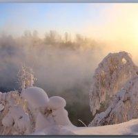 Морозное утро :: Галина