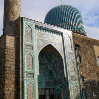 Мечеть на Петроградке :: Наталья