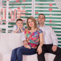 семья :: Есения Censored