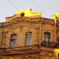 Золотые дома на Невском-2 :: Фотогруппа Весна.