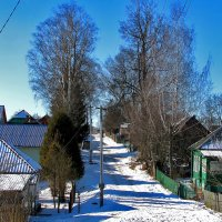 В переулке :: Yuriy V