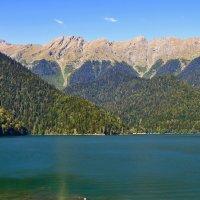 Озеро Рица, Абхазия :: Николай В