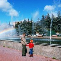 Дед и внучка :: Александр Макеенков