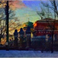 My magic Petersburg_01160 :: Станислав Лебединский