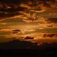Облака на закате :: Руслан Юсуфов