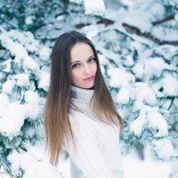 Настя. :: Анна Бовсуновская