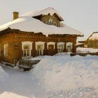 Домик в деревне :: Валентин Котляров