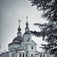 Я от храма до храма иду, ни один не забуду :: Ирина Данилова
