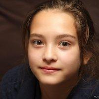 Портрет девочки :: Valera Kozlov