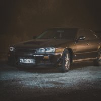 Nissan Skyline :: Антон Ганигин