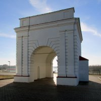 Иртышские ворота :: раиса Орловская