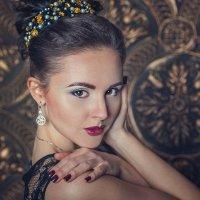 взгляд королевы :: Кристина Волкова(Загальцева)