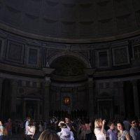Загадочный Пантеон :: Anna Sedova