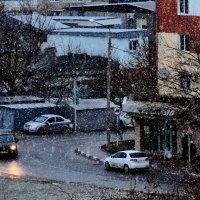 Снег мельчает :: Валерий Дворников