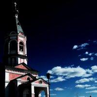 Dark church :: Сергей Nikon