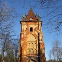 Забытый храм.... :: Tatiana Markova
