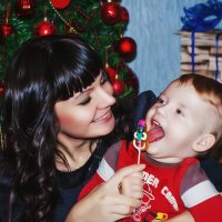 Мама и сын :: Ирина Курлова