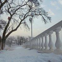 Геленджик в феврале :: Алексей Меринов